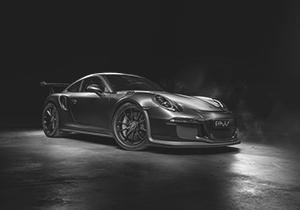 Obsidian Black PWF Autofolierung Car-Wrapping